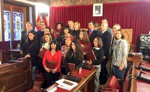 La Diputación de Valladolid entrega sus becas y premios