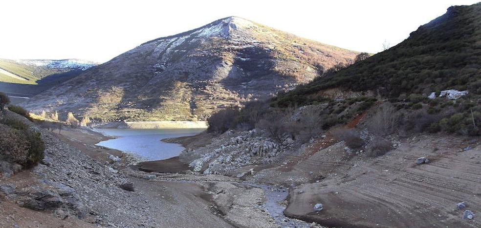 Los embalses de la Cuenca del Duero se encuentran al 36,4%, el peor dato desde 1990