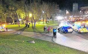 Cinco menores, atendidos por intoxicación etílica en el centro de Valladolid