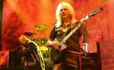 El guitarrista de Judas Priest se retira de la gira por el párkinson