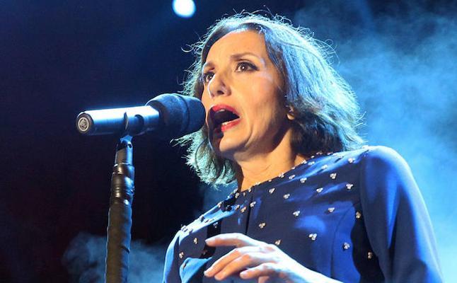Luz Casal actuará en Valladolid el 16 de junio