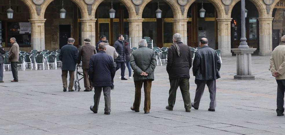 Los sindicatos se movilizarán el jueves para reclamar «unas pensiones dignas»