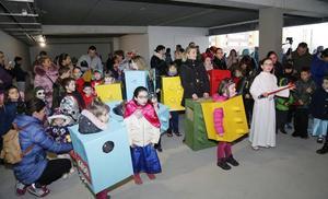Los barrios de Palencia viven el carnaval con intensidad