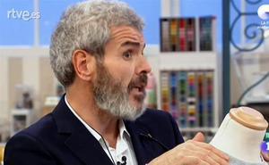 Lorenzo Caprile, el gran descubrimiento de 'Maestros de la costura'