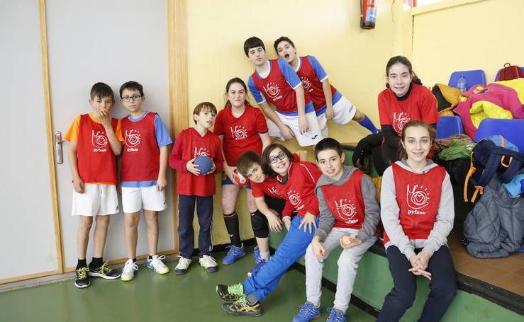 Torneo de Carnavales del BM Ciudad de Salamanca