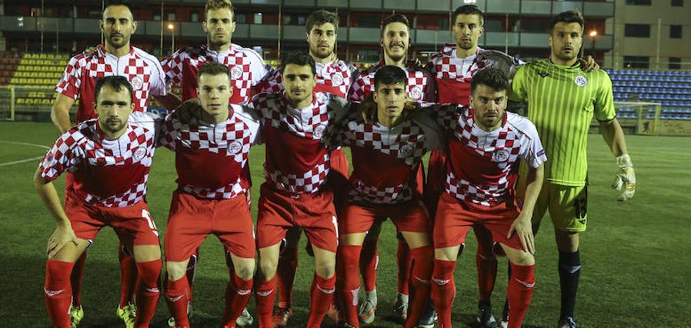 La selección de Castilla y León UEFA juega un amistoso en Zamora