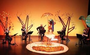 'El Jardín Musical' llega al Teatro Principal de Palencia