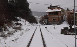 La nieve regresa a la Montaña de Palencia