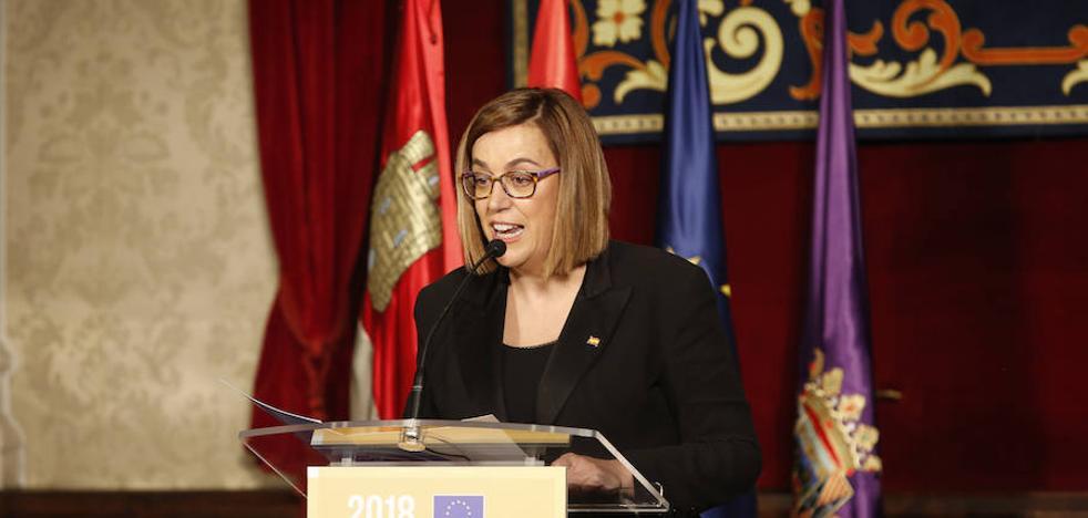 Ángeles Armisén vincula el patrimonio con el progreso