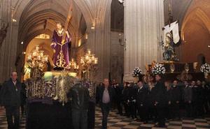 El pregón iniciará los actos del Pórtico de la Semana Santa de Palencia