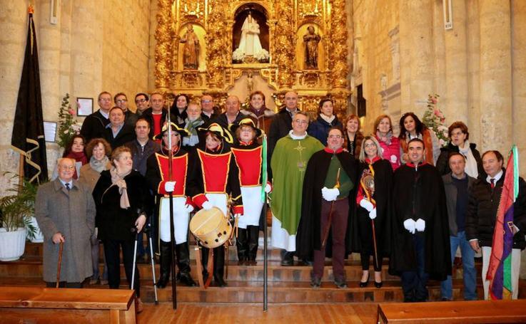 Carnaval de las Ánimas en Villamuriel