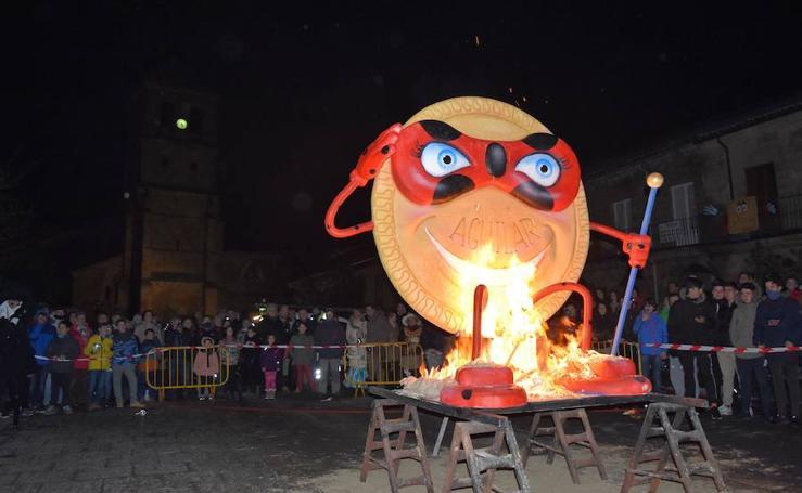 Martes de carnaval en Aguilar