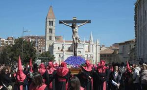 Programa de procesiones del Jueves Santo, 29 de marzo, en Valladolid