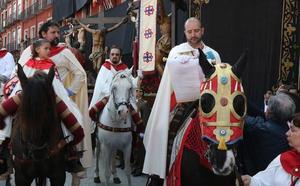 Programa de procesiones del Viernes Santo, 30 de marzo, en Valladolid