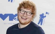 Ed Sheeran confiesa que estuvo obsesionado con adelgazar