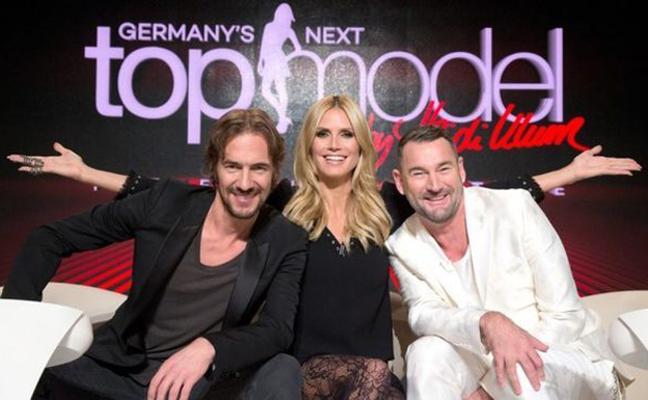 Las jóvenes alemanas se rebelan contra el programa de Heidi Klum