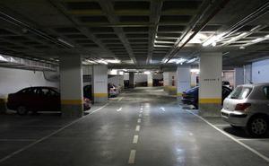 La empresa del 'parking' de José Zorrilla anuncia el cierre definitivo para el 28 de febrero