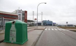 Los polígonos de Palencia contarán con planes para recoger de forma selectiva la basura