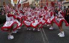 El entierro de la sardina pone fin a los carnavales de Arévalo