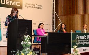 Clemente ve «esencial» comunicar en política para «llegar a los ciudadanos»