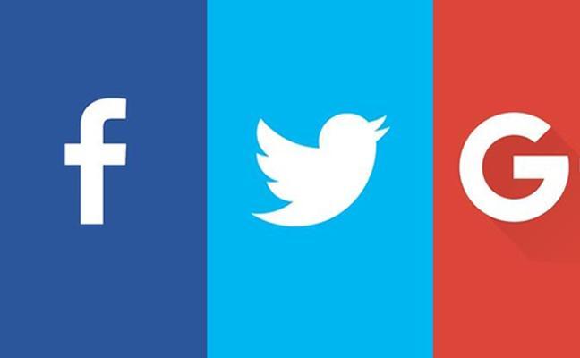 Europa aprueba a Google+ pero no Facebook y Twitter