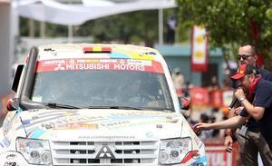 Cristina Gutiérrez: «Fue una heroicidad terminar el Dakar, pero solo pienso en volver»