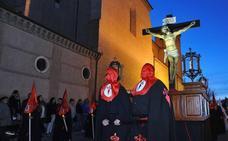 Programa de procesiones del Jueves Santo, 29 de marzo, en Medina del Campo