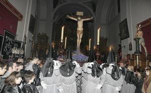 Programa de procesiones del Sábado de Pasión, 24 de marzo, en Valladolid