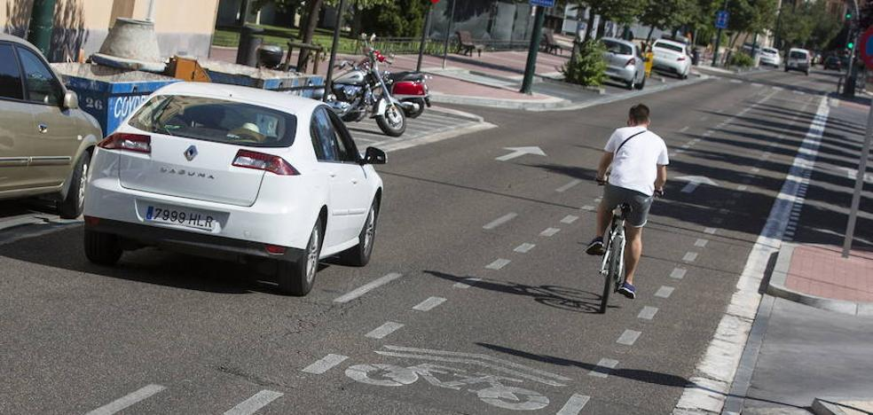 El Ayuntamiento de Valladolid elabora un Plan Director de la Bicicleta para ordenar criterios sobre movilidad ciclista
