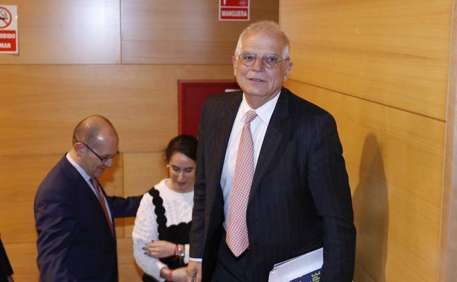 Borrell recalca que «la pelota está en manos de los independentistas»