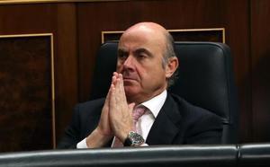La Eurocámara cree que el candidato irlandés al BCE fue «más convincente» que De Guindos