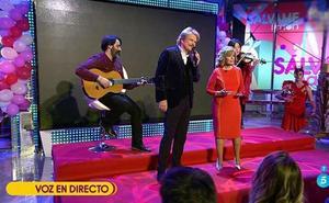 María Teresa y Edmundo lanzarán su primer disco conjunto