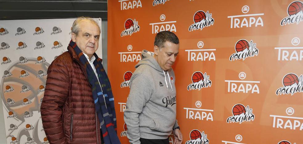 Alejandro Martínez ya dirige al Chocolates Trapa