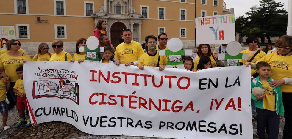Educación prevé iniciar en octubre la obra del IES de La Cistérniga