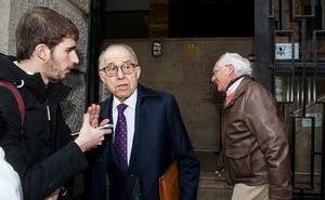 Exdirectivos de Caja Segovia tratan de evitar el embargo de bienes gananciales