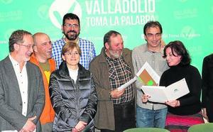 Valladolid Toma la Palabra y la posible confluencia con Sí Se Puede