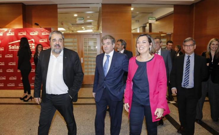 Milagros Marcos, en los 'Encuentros en Salamanca'
