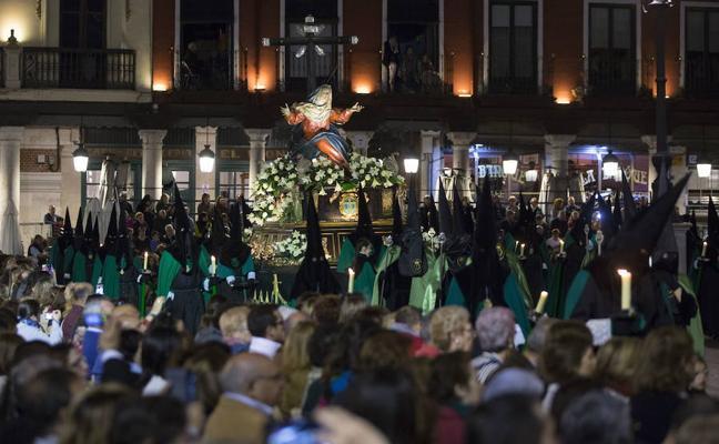 Programa completo de la Semana Santa 2018 en Valladolid