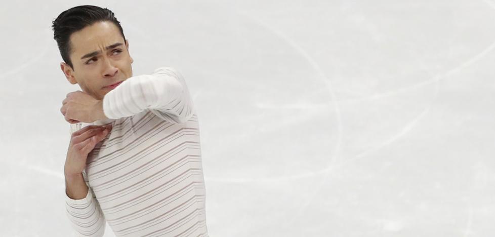 Felipe Montoya, contento por su debut olímpico