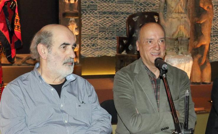 Gustavo Martín Garzo presenta su último libro 'La ofrenda'