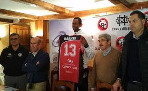Lamont Barnes se estrena en Oviedo con el Carramimbre