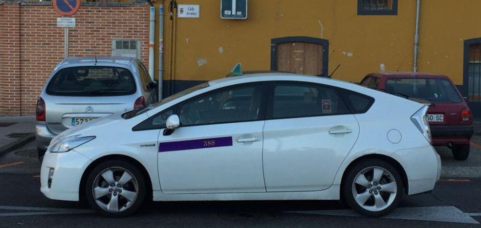 El taxi metropolitano contará con tres paradas en Laguna de Duero