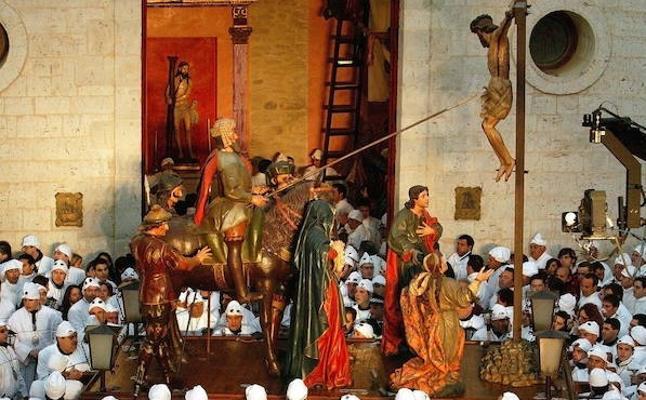Programa de procesiones del Viernes Santo, 30 de marzo, en Medina de Rioseco