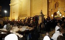 Programa de procesiones del Miércoles Santo, 28 de marzo, en Medina de Rioseco