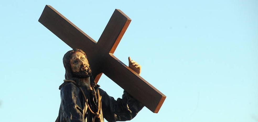 Programa de procesiones del Sábado de Pasión, 24 de marzo, en Medina del Campo