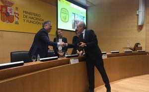 Regtsa recibe en Madrid el Premio a la Excelencia en la Gestión Pública