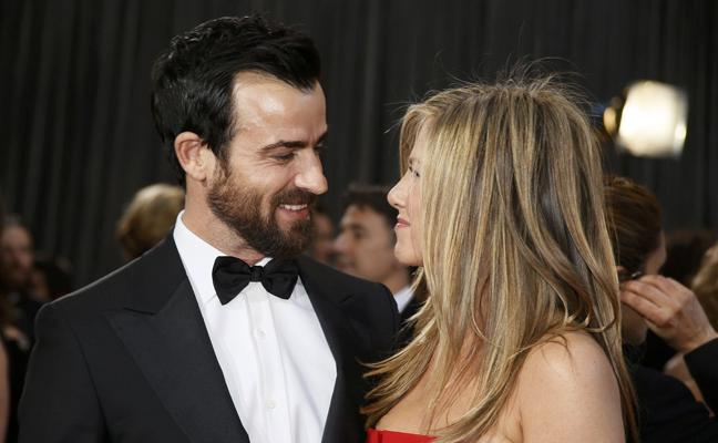 Jennifer Aniston y Justin Theroux anuncian su separación