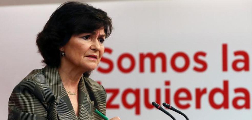 El PSOE rechaza el uso del 155 para alterar la inmersión lingüística en Cataluña
