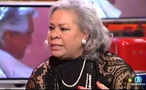 Carmen Gaona le envía un 'recadito' a Isabel Pantoja