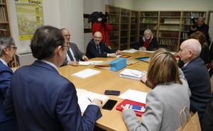 Palencia impulsa la Fundación Caneja en el trigésimo aniversario de su muerte